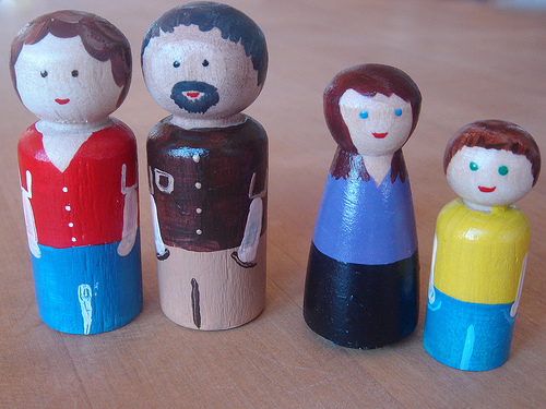 Homemade Little People