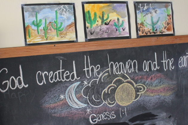 Love our Cactuses in the Desert Paintings