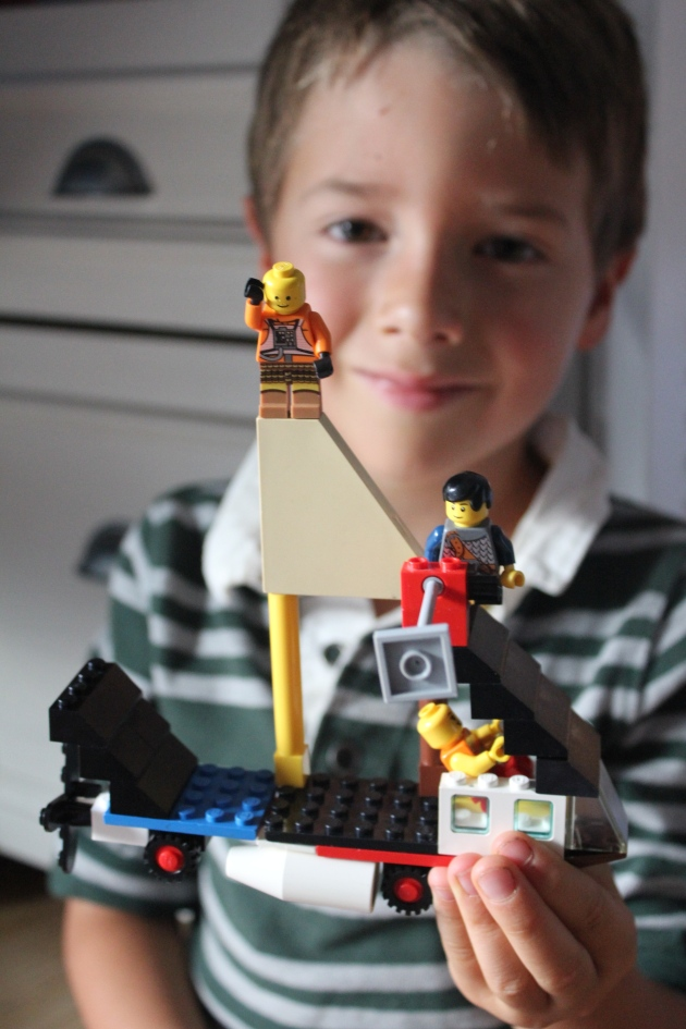 Lego Creations are Starting to be Creative