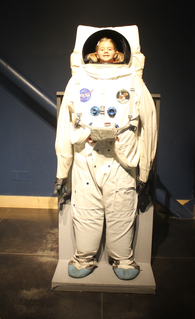 Astronaut Noah