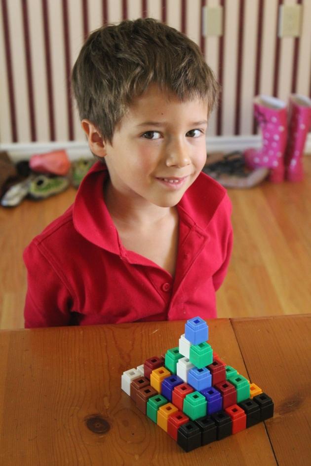 Noah's Pyramid Idea