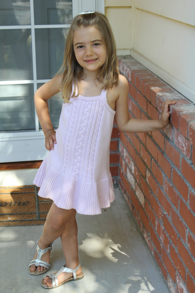 Bold and Sweet Pre-K Girl