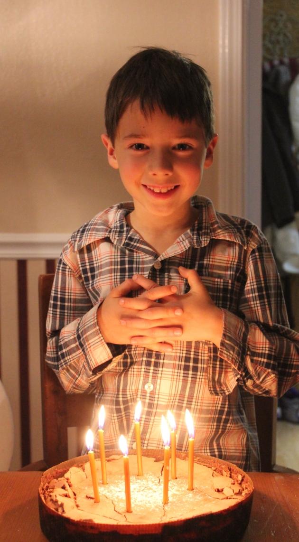 Happy 7th Birthday Noah!