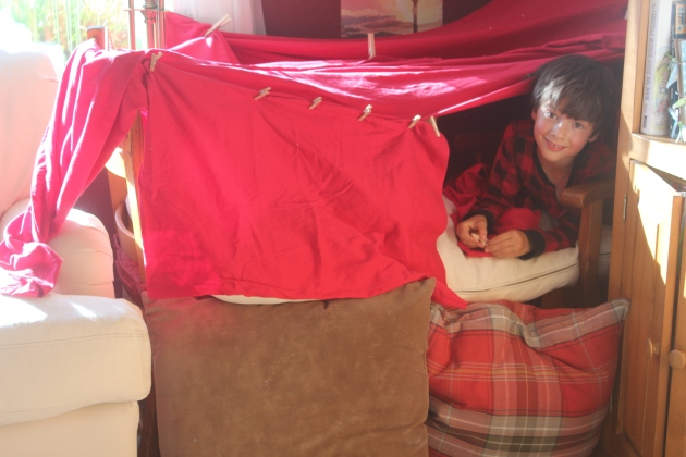 Constant fort building