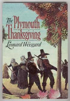 Image result for the plymouth thanksgiving leonard